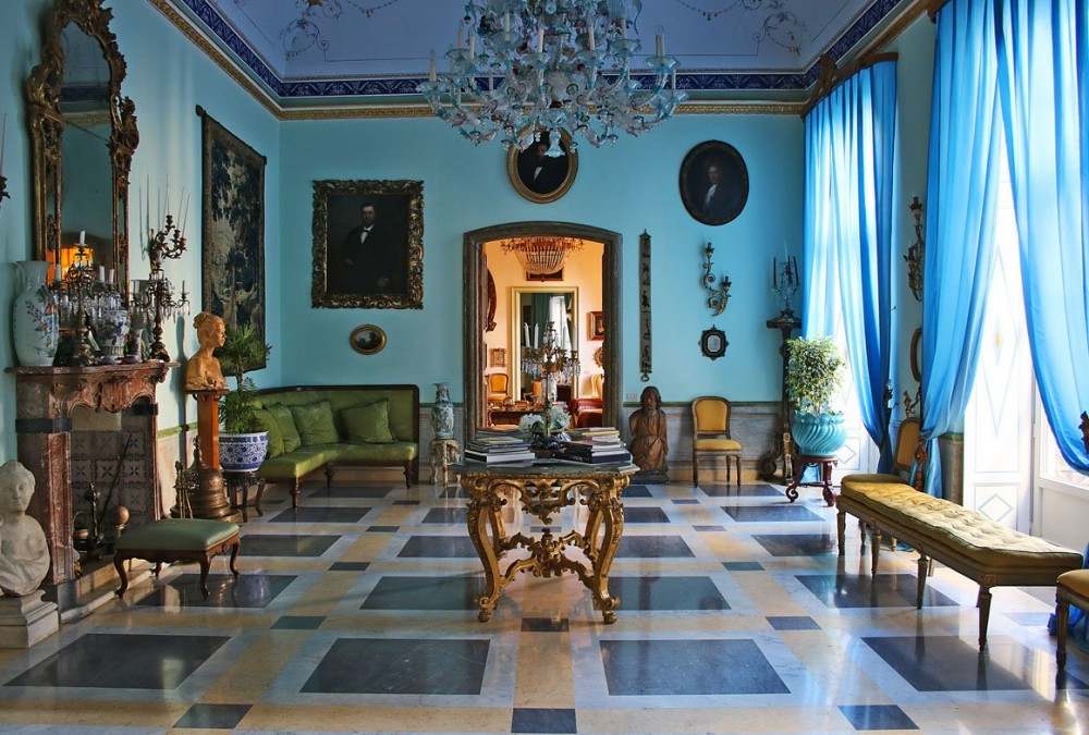 Palazzo Pantelleria – Residenza Storica e Casa Museo nel centro storico di Palermo.