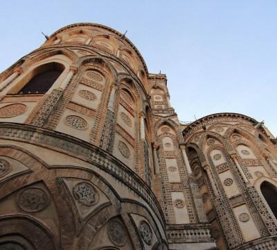 Abside Cattedrale di Monreale