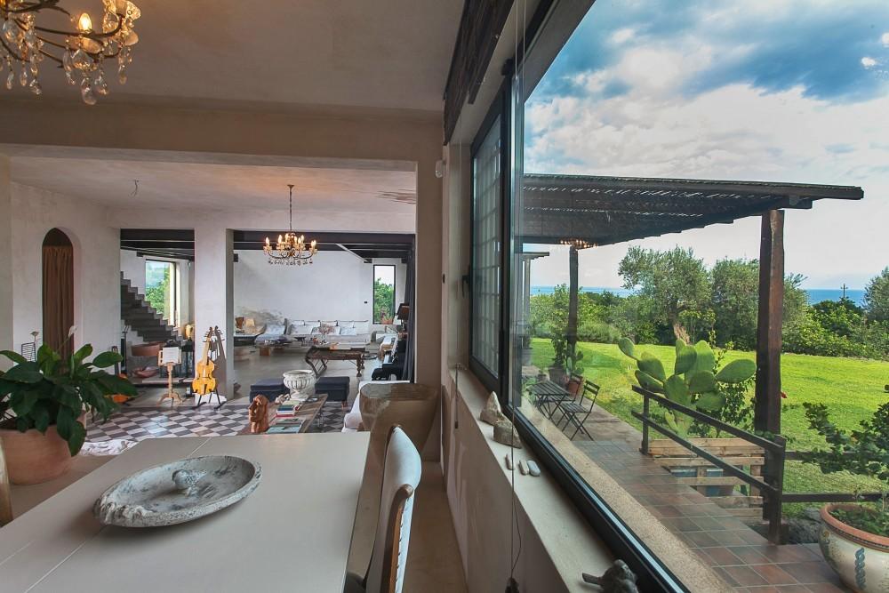 Villa Idda – Tra le pendici dell'Etna e il mare blu – Acireale