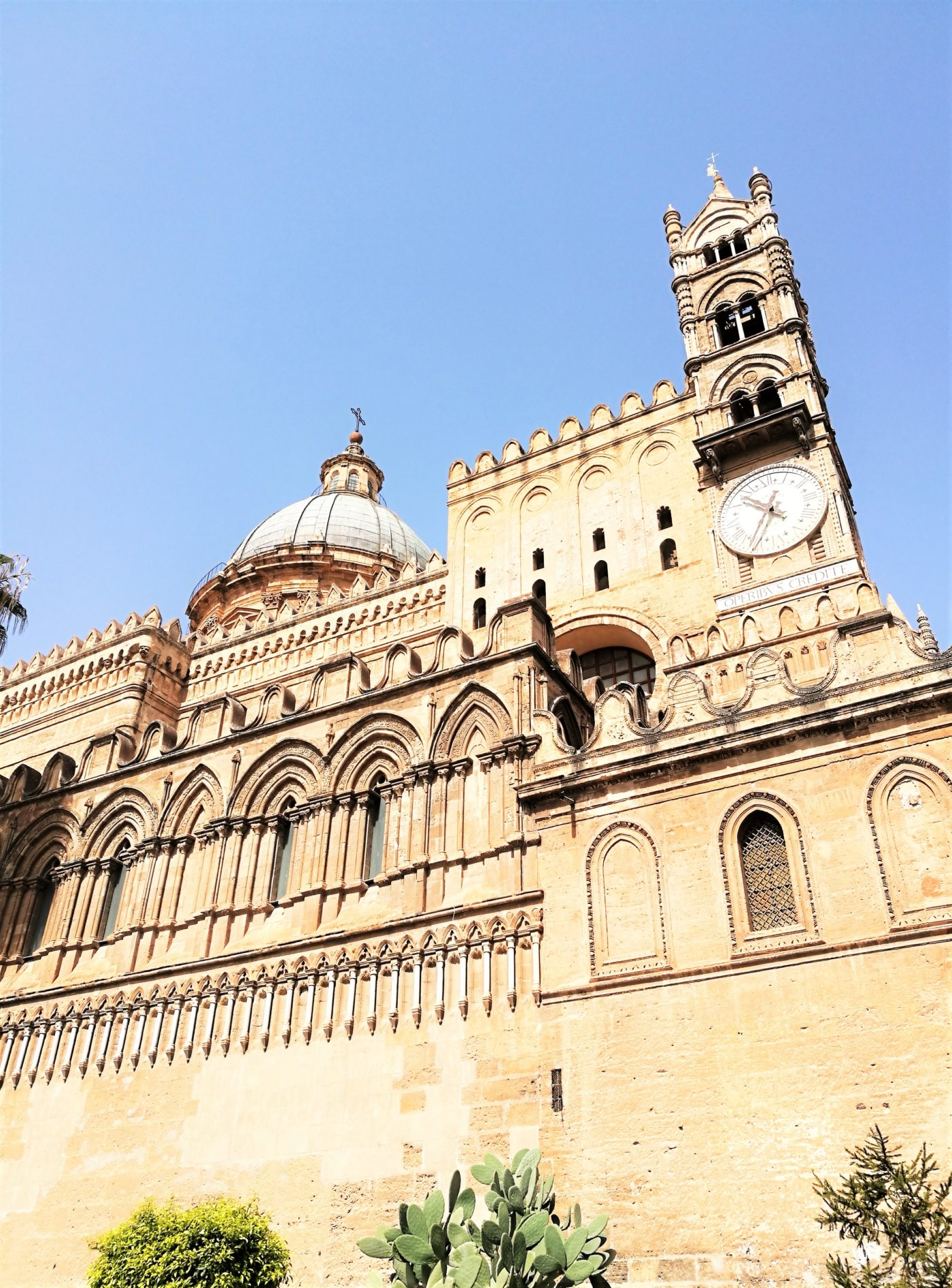 Palermo Walking Tour – The Sovereign and the People