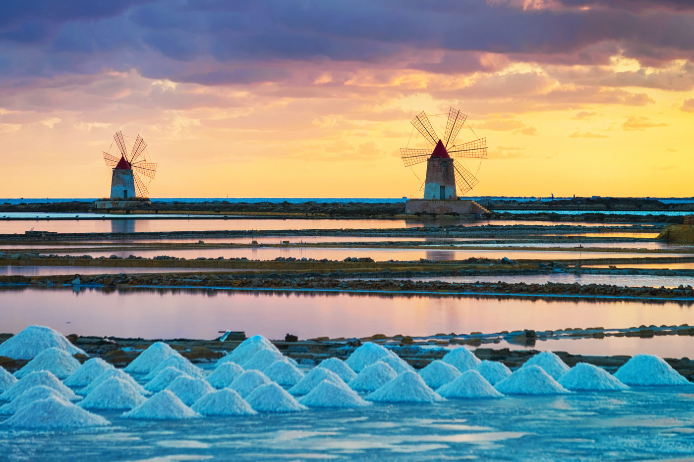 Wine, salt and history – Marsala and Mothia island