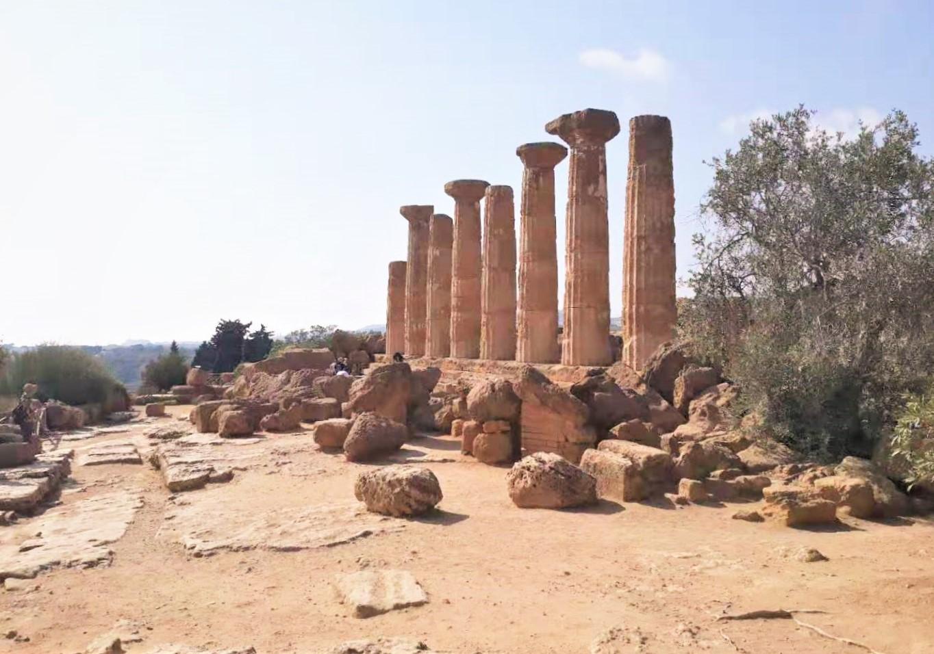 Un'immersione nella storia – Piazza Armerina ed Agrigento
